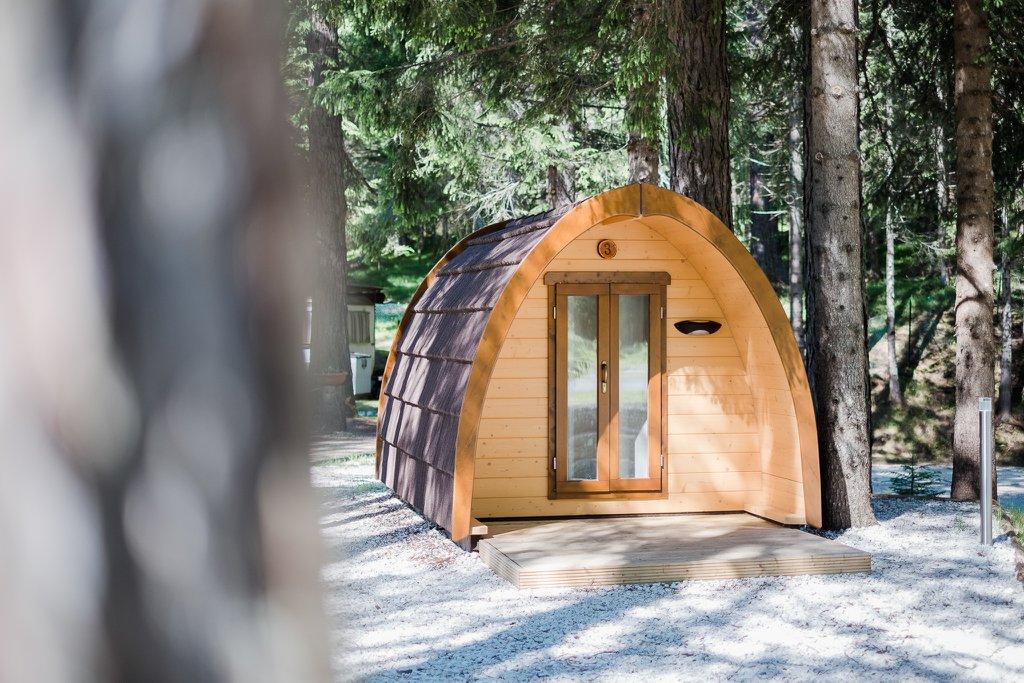 Camping Olympia Cortina